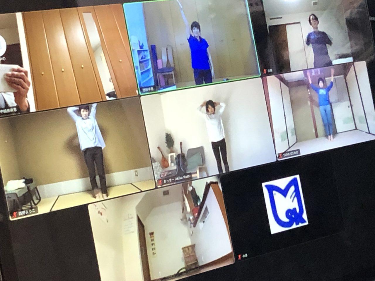 オンラインレッスン1周年記念無料受け放題!